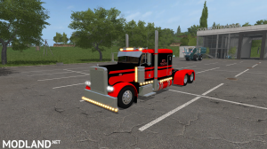 Truck Peterbilt FlatTop, 1 photo