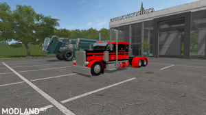 Truck Peterbilt FlatTop, 2 photo