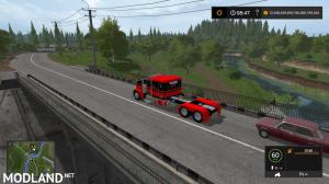 Truck Peterbilt FlatTop, 3 photo