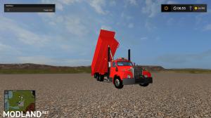 mack B61 dump truck , 4 photo