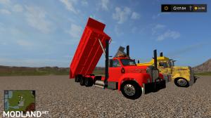 mack B61 dump truck , 6 photo