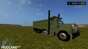 mack B61 dump truck fixed, 2 photo
