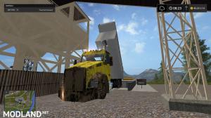 kenworthT880 dump truck V4, 7 photo