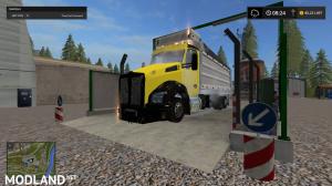kenworthT880 dump truck V4, 9 photo