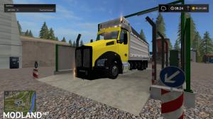 kenworthT880 dump truck V4, 8 photo