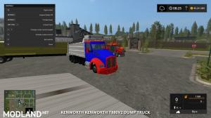 kenworthT880 dump truck V4, 6 photo