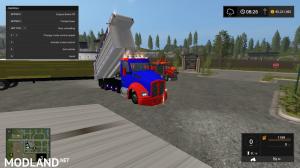 kenworthT880 dump truck V4, 10 photo