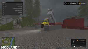 kenworthT880 dump truck V4, 14 photo