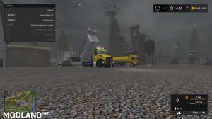 kenworthT880 dump truck V4, 11 photo