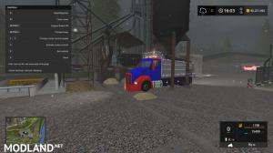 kenworthT880 dump truck V4, 15 photo