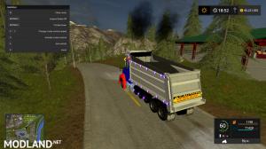 kenworthT880 dump truck V4, 22 photo
