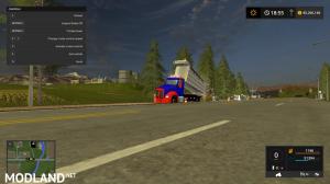 kenworthT880 dump truck V4, 19 photo