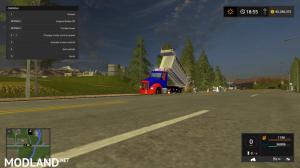 kenworthT880 dump truck V4, 21 photo