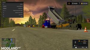 kenworthT880 dump truck V4, 30 photo