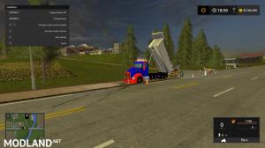 kenworthT880 dump truck V4