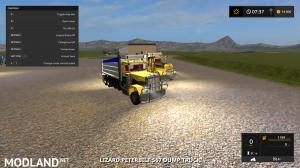 peterbilt 389 dump truck, 8 photo