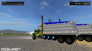peterbilt 389 dump truck, 10 photo