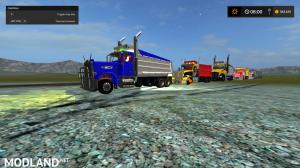 peterbilt 389 dump truck, 24 photo