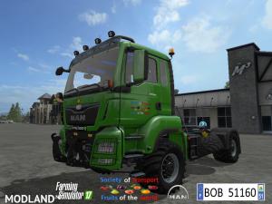 Man Diesel Power by BOB51160 v 1.0