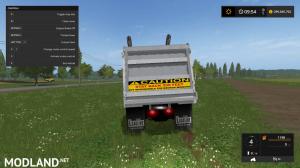 kenworthT880 dump truck V4, 35 photo