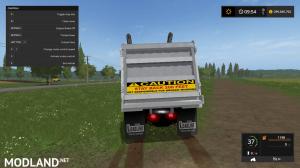 kenworthT880 dump truck V4, 32 photo