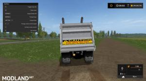 kenworthT880 dump truck V4, 33 photo