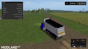 kenworthT880 dump truck V4, 36 photo