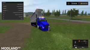 kenworthT880 dump truck V4, 43 photo
