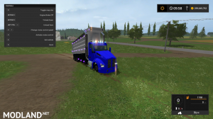 kenworthT880 dump truck V4, 41 photo