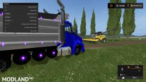 kenworthT880 dump truck V4, 42 photo