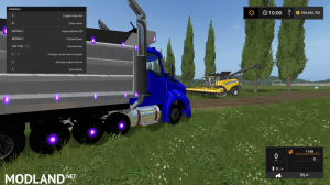 kenworthT880 dump truck V4, 44 photo