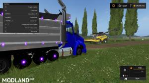 kenworthT880 dump truck V4, 46 photo