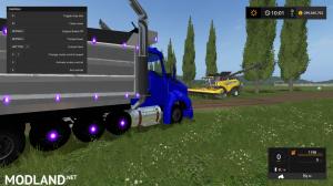 kenworthT880 dump truck V4, 49 photo