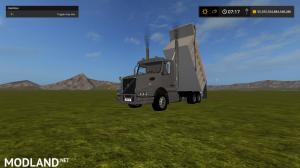 2018 Volvo VHD dump truck , 4 photo