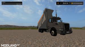 2018 Volvo VHD dump truck , 10 photo