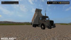 2018 Volvo VHD dump truck , 9 photo