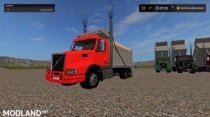 2018 Volvo VHD dump truck , 25 photo