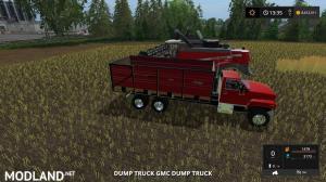 GMC Dump Truck, 4 photo
