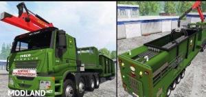 IVECO STRALIS (WOOD CHIPPERS) v 1.0, 1 photo