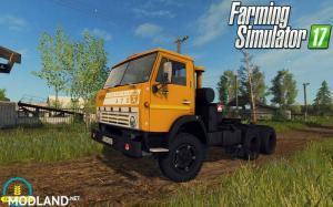 KamAZ-54101 V 1.0