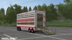 FS17 Scania R730 animal transports, 1 photo
