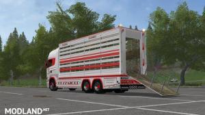 FS17 Scania R730 animal transports, 3 photo