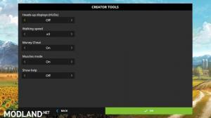 CREATOR TOOLS v 1.5.1, 3 photo
