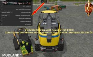 OIL CHANGE + OIL PALLETS v 1.4.4.0 C