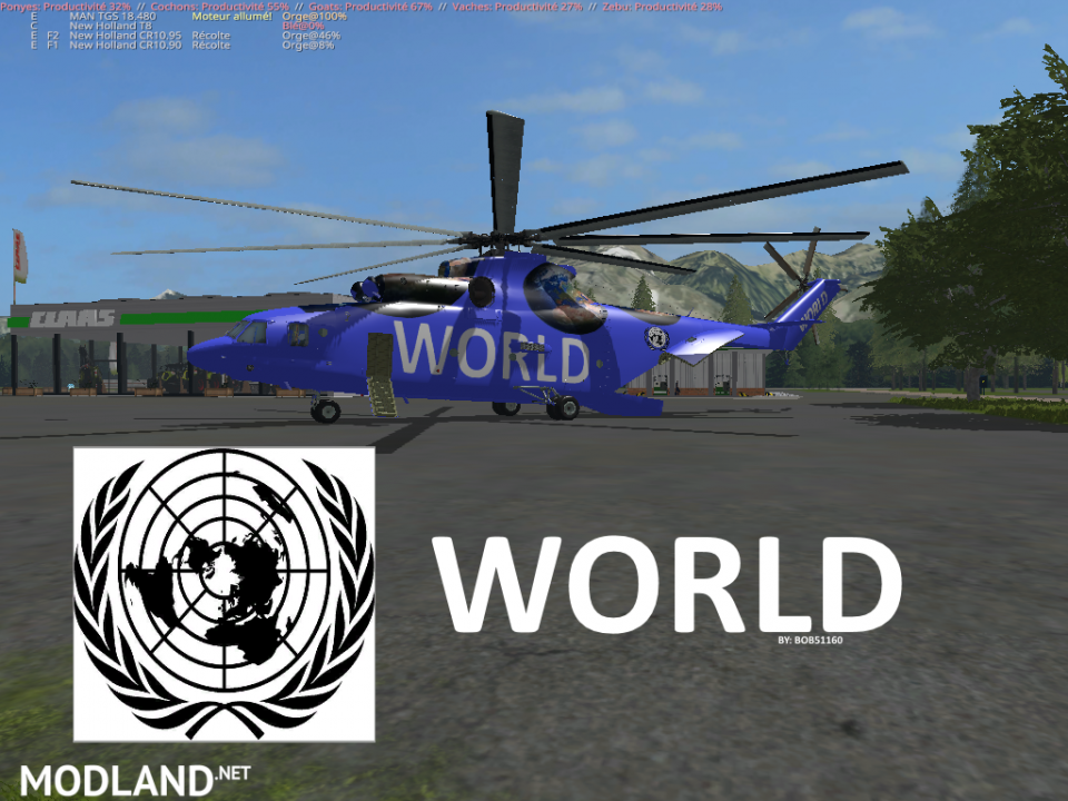 TFSG MI26 WORLD V1.5.0.0 (RETRAVAILLER BY BOB51160)
