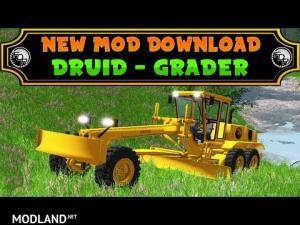FDR Logging - Grader, 1 photo