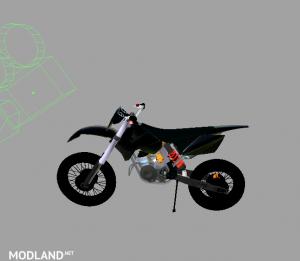 KTM Racing Dirtbike