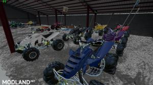ATV Racing Pack   Raptor & Banshee, 5 photo
