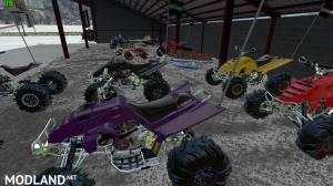 ATV Racing Pack   Raptor & Banshee, 4 photo