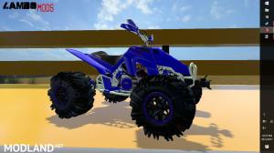 ATV Racing Pack   Raptor & Banshee, 2 photo